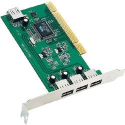 LHA-USB2VA [PCIバス用 USB2.0インターフェイス]