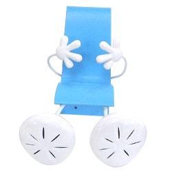 BI-SPCHAIR/B(ブルー) [Chair Man Speaker]