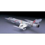 """PT19 F-104C スターファイター """"アメリカ空軍"""" [1/48スケール プラモデル]"""