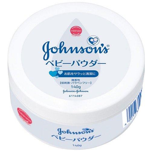 Johnson's [ベビーパウダー プラスチック容器(丸缶)]