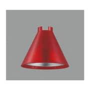AEE555010 [照明セード 赤色]