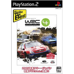 Spike the Best WRC4 [PS2ソフト]