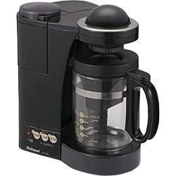 コーヒーメーカー(ミル付き) NC-S35-K(ブラック)