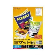 LBP-F1230 [カラーLBP&カラーコピー用紙 両面印刷用 マット紙 標準 A3 100枚]