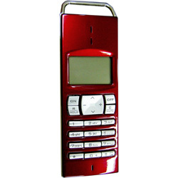 itan B1 ITN-SKB1R [スカイプ対応 USB接続 VoIPフォン レッド]