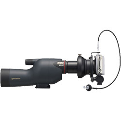 FSB-4 フィールドスコープコンパクトデジタルカメラブラケット