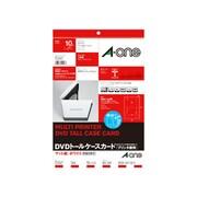 51247 [DVDトールケースカード マット紙 A4判 10シート]