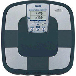 体脂肪体重計 BC-519-DB(ダークブルー) インナースキャン