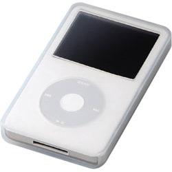 AVD-SCA5G6CR [第5世代iPod 60GB用シリコンケース&液晶保護フィルム]