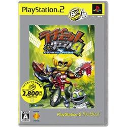 ラチェット&クランク 4th ギリギリ銀河のギガバトル PlayStation2 the Best [PS2ソフト]