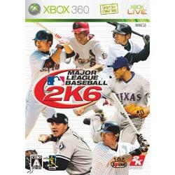 メジャーリーグベースボール 2K6 [XB360ソフト]