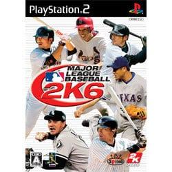 メジャーリーグベースボール 2K6 [PS2ソフト]