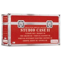 Studio Case II [シーケンサー・プラグイン・バンドルパッケージ]