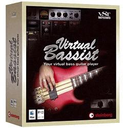 Virtual Bassist [VST ベース・シュミレーター]
