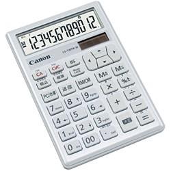 LS-120TKIII-S [12桁 USB テンキー電卓 ミニ卓上タイプ シルバーメタリック]