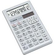 LS-12TKIII-S [12桁 USB テンキー電卓 手帳タイプ シルバーメタリック]