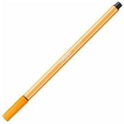 68-54 [水性フェルトペン ペン68 太字 1mm オレンジ]