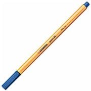 88-41 [水性サインペン ポイント88 細字 0.4mm ブルー]
