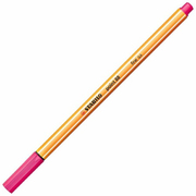 88-56 [水性サインペン ポイント88 細字 0.4mm ピンク]