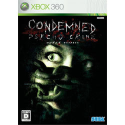 CONDEMNED PSYCHO CRIME [XB360ソフト]