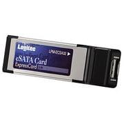LPM-ECSA32 [ExpressCard用 eSATA I/Fカード]