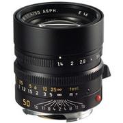 11891C [SUMMILUX-M(ズミルックスM) f1.4/50mm ASPH. ブラック ライカMマウント]