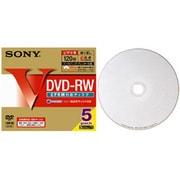 10DMW12HPS6 [録画用DVD-RW 120分 1-6倍速 CPRM対応 10枚 インクジェットプリンタ対応]