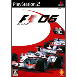 Formula One 2006 [PS2ソフト]
