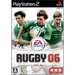 ラグビー06 英語版 [PS2ソフト]