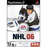 NHL06 英語版 [PS2ソフト]