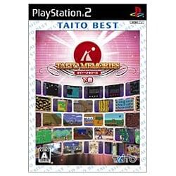 タイトーメモリーズ 下巻 TAITO BEST [PS2ソフト]