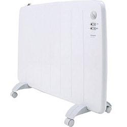 CVP21J [ハイブリッドヒーター(パネルヒーター/オイルヒーター) ホワイト (木造3畳まで コンクリート造8畳まで) CVPハイブリッドヒーター]