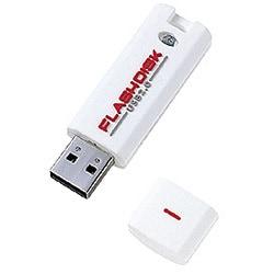 UFD-RW512M2W [USB2.0 生活防水・耐衝撃構造USBフラッシュディスク 512MB ホワイト]