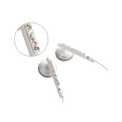 EHP-AIN10WWH (オパールホワイト) [インナーイヤーヘッドホン] EAR DROPS