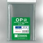 OP-46 O.P.袋 【ポリプロピレン袋 4×6/ポストカード用 100枚】