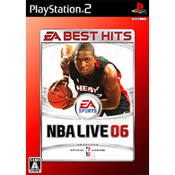 NBAライブ 06 EA BEST HITS [PS2ソフト]
