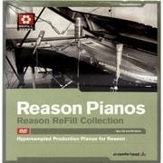 Reason Pianos ReFill [プラグインソフト]