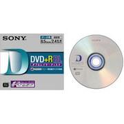 DPR85HDL [データ用DVD+R DL(片面2層) 8.5GB 2.4倍速記録対応 1枚]