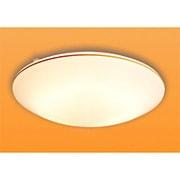 スリムシーリング照明 (8-10畳) TXG-8733(電球色・リモコン付)