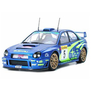 24240 スバル インプレッサ WRC 2001 [1/24 スポーツカーシリーズ]