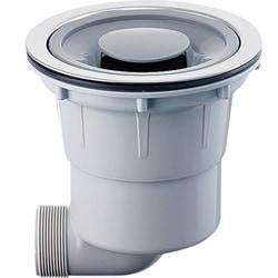 カクダイ 453-015 耐熱流し台トラップ