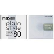 PLMD80.10P (ミルキーホワイト) [ミルキーホワイト 80分 ミニディスク 10枚 Plain Style MD]