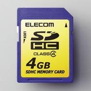 MF-FSDH04G [SDHCカード CLASS4 4GB]