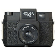 HOLGA120N [トイカメラ プラスチック・レンズ]