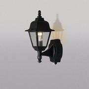 XWE-61005 [玄関野外用照明 透明 60W]