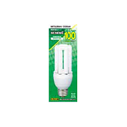 電球形蛍光灯 EFD25EN/21 ルピカボールE D形・E26口金(昼白色) 100W電球タイプ