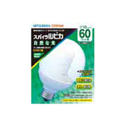 EFG15EN/13.SP [電球形蛍光灯 スパイラルピカ E26口金 3波長形昼白色 G15形(13W)]