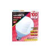 電球形蛍光灯 EFG25EL/20.SP スパイラルピカ G形・E26口金(電球色) 100W電球タイプ