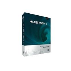 ABSYNTH 4 [ソフトウェアシンセサイザー]
