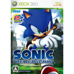 SONIC THE HEDGEHOG [XB360ソフト]